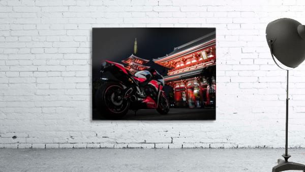 Honda At The Temple