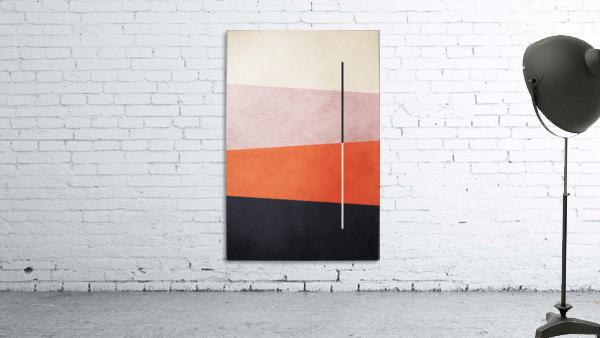Shapes 06 - Abstract Geometric Art Print