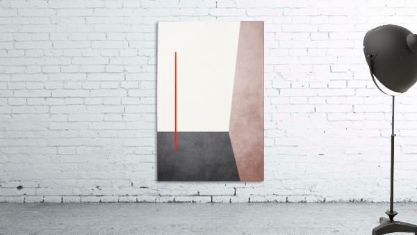 Shapes 04 - Abstract Geometric Art Print