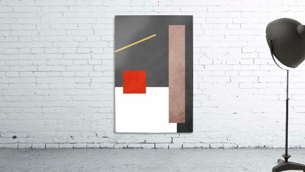 Shapes 03 - Abstract Geometric Art Print