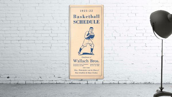 1921 Basketball