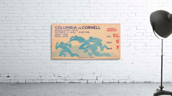 1931 Cornell vs. Columbia
