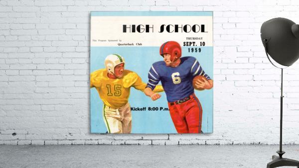 1959 High School Football