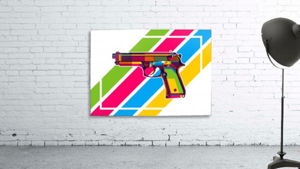 Classic Handgun