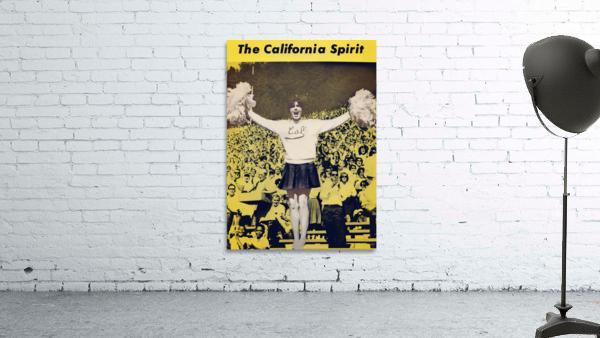 1965 California Cheerleader Photograph_Vintage College Cheerleading Uniform Photo