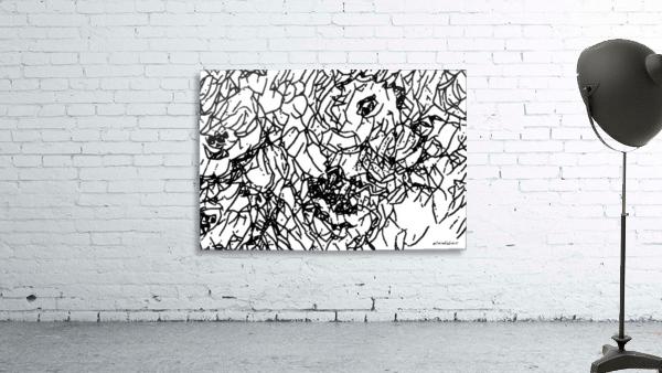Black & White Art Transparent