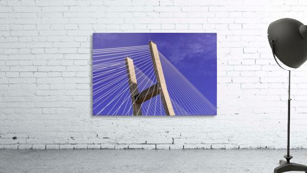 Talmadge Memorial Bridge   Savannah 04212