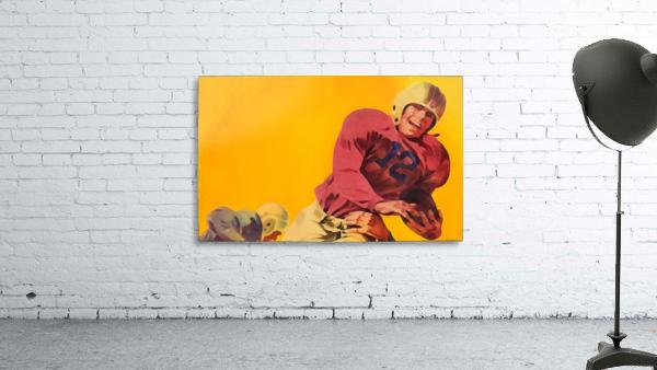 Vintage Football Artwork_Vintage Football Posters