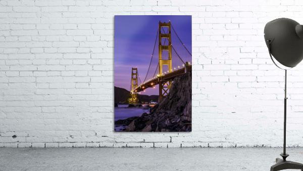 Golden Gate Blue Hour