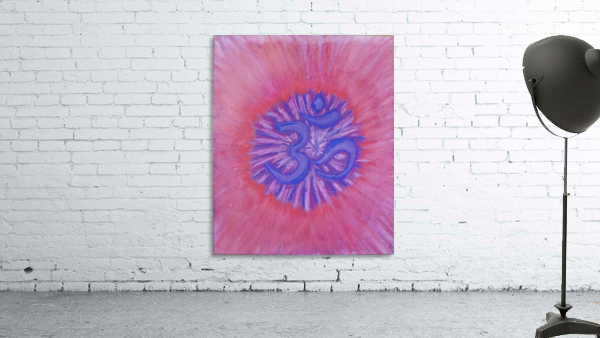 Om pink purple spring 2020
