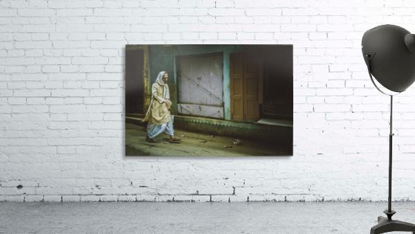Varanasi Window - The Spy