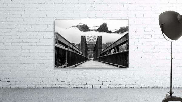 Canmore Iconic Engine Bridge