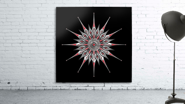 Starfish Fusion Mandala