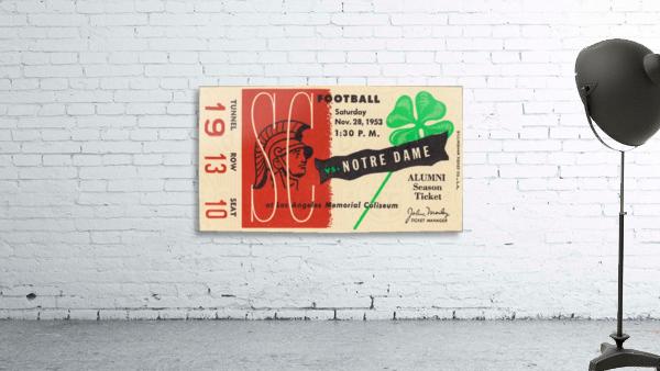 1953 USC vs. Notre Dame