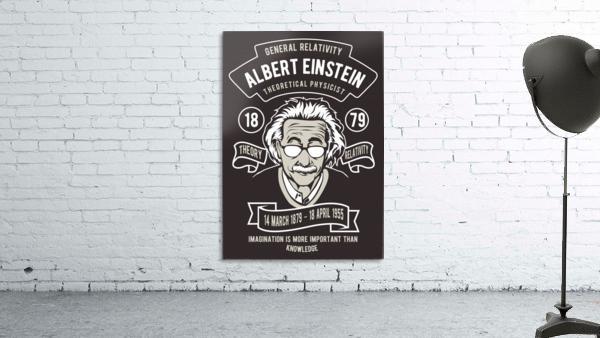Albert einstein poster