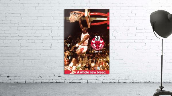 1985 Michael Jordan Dunk
