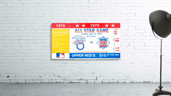 1976 All Star Game