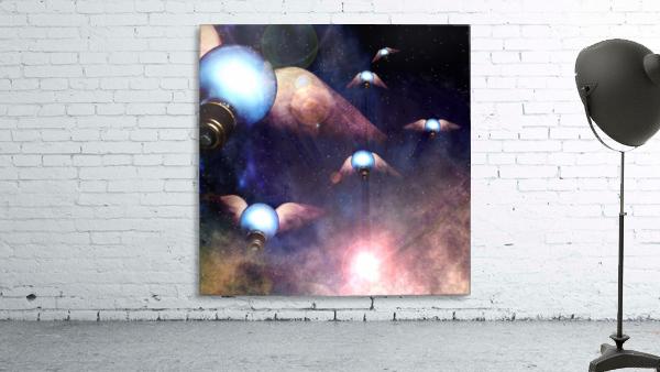 Winged Light Bulbs