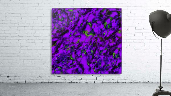 Fluttering purple