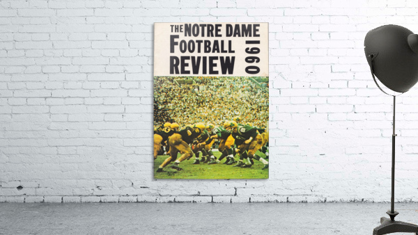 1960 notre dame football