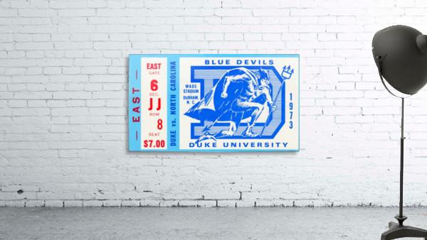1973 Duke vs. North Carolina