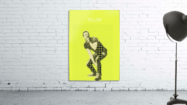 yellow    Chris Martin