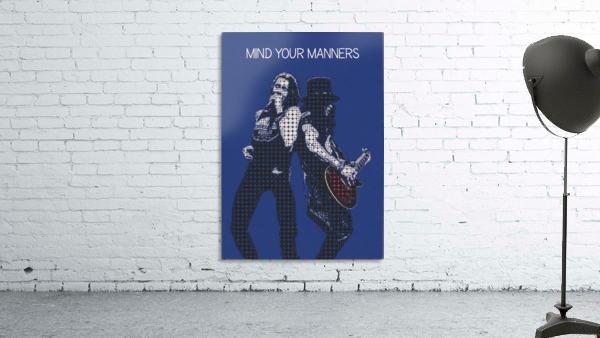 mind your manners   Slash ft Myles Kennedy The Conspirators