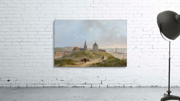 View on Scheveningen