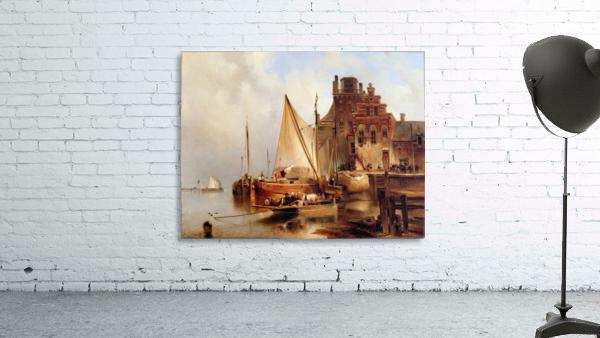 Hove van H - The ferry - Sun