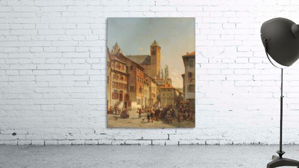 Belgian Continental Market