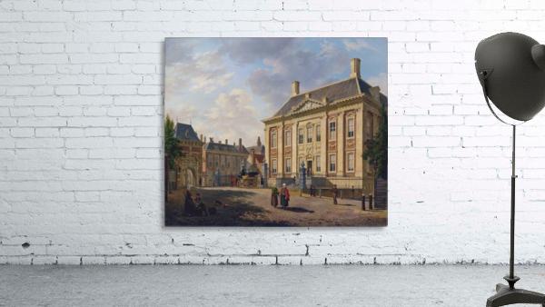 Het Mauritshuis te Den Haag