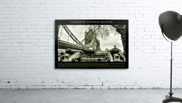 Vintage London Tower Bridge