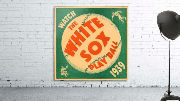 1939 Chicago White Sox Art