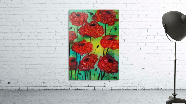 Thinking of Poppies