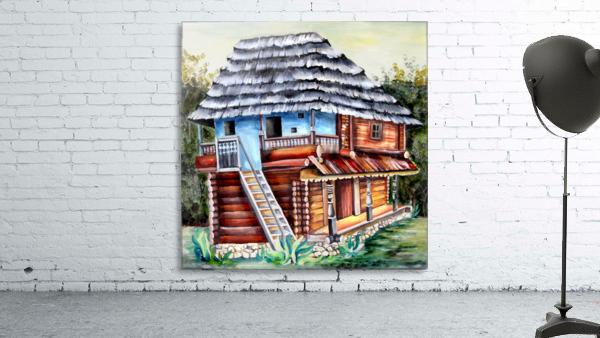 Romania Transylvania  Heritage House