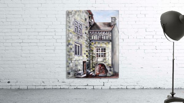 Liege Castle French Provenance
