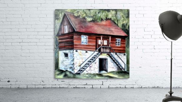 Romania Transylvania Historical Traditional House