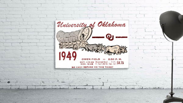 University of Oklahoma Gift Ideas for Sooner Fans