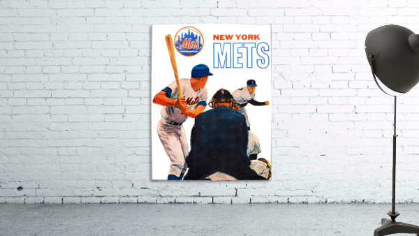 Vintage New York Mets Art