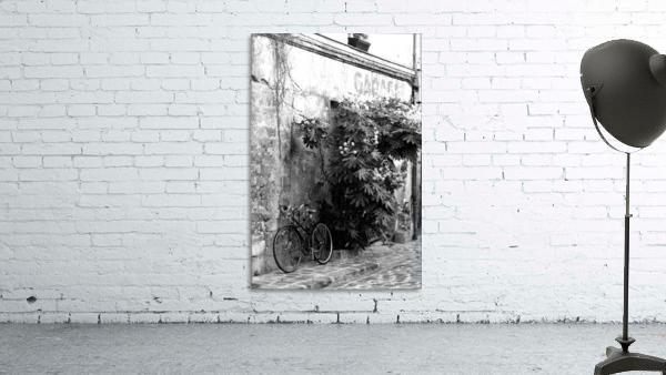 Bike in Passage