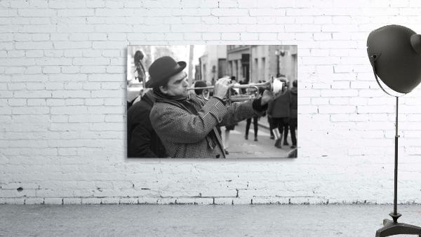 Musique rue des Francs Bourgeois