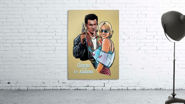 Tarantino: True Romance - Clarence and Alabama