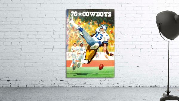 1976 Dallas Cowboys Art