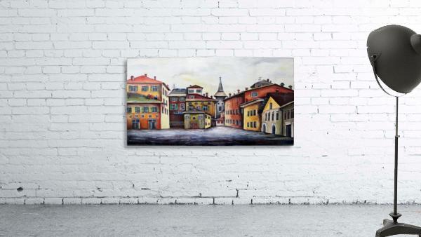 Italy Bohemian Rome Illustration