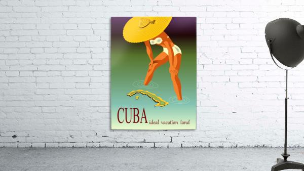Big Girl over Cuba