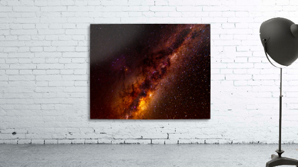 Galactic Core Explosion