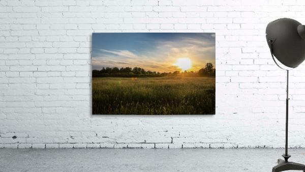 Creekside Sunset 1