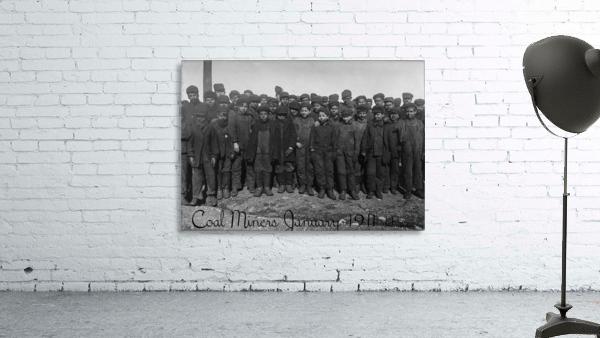Coal Miners January 1911