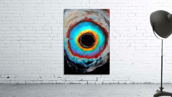 Glimpse of Black Hole No.1