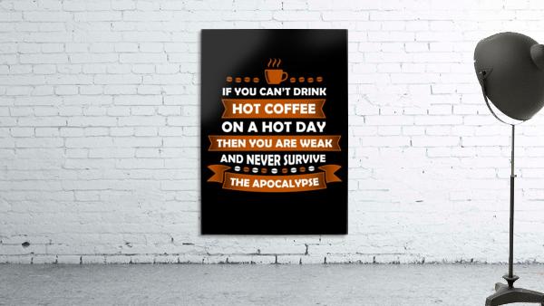 Hot Coffee Survival Condition